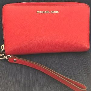 Michael Kors Wristlet - Excellent Condition
